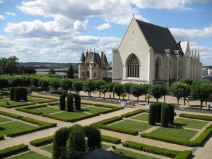 chateau-d-angers interior