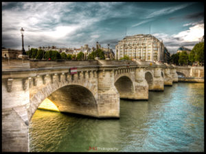 Bridge 3 Pont Neuf