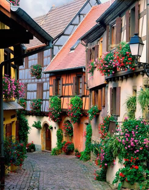 French Walkway alsace France